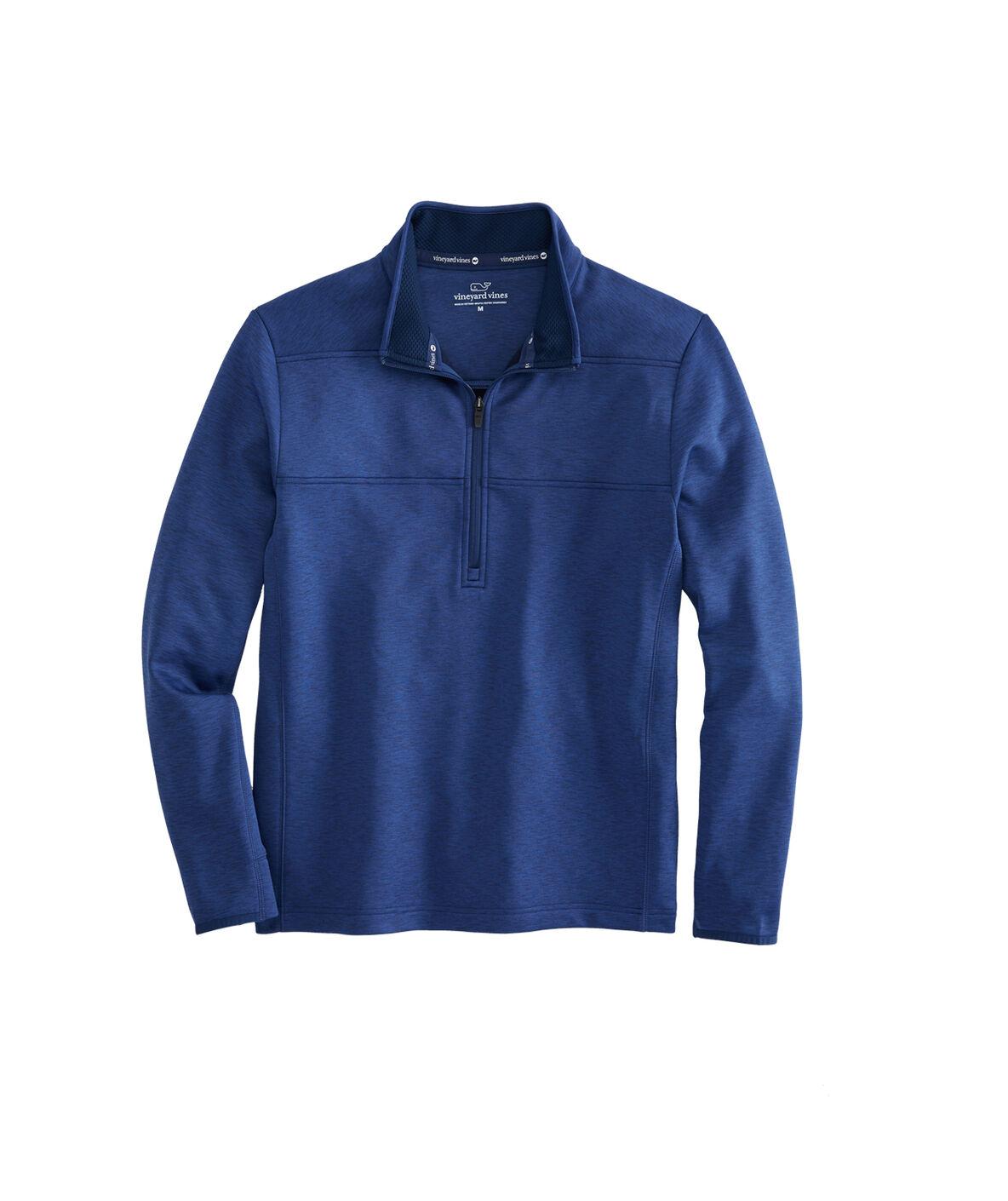 78e92fd8bf08a Shop Mens Performance Space-Dyed Shep Shirt at vineyard vines