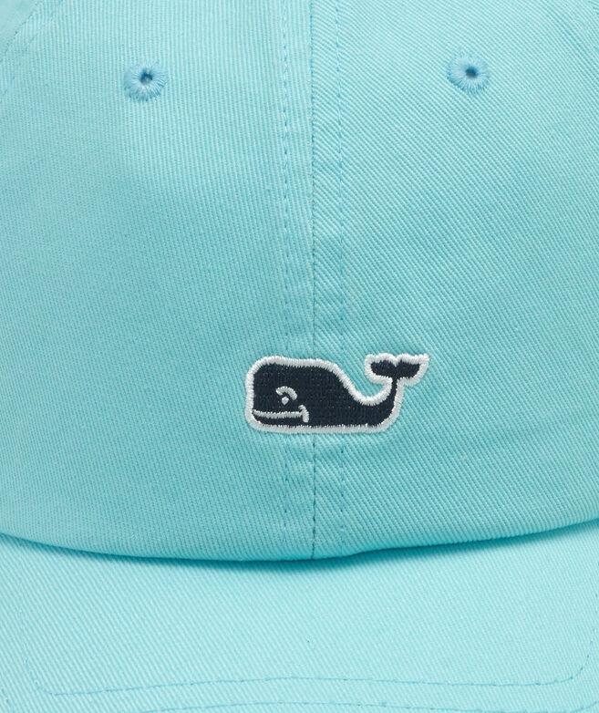 28a0e590716 Shop Signature Whale Logo Baseball Hat at vineyard vines