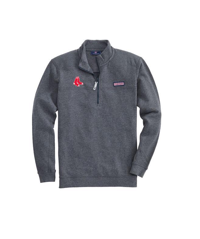 Boston Red Sox Collegiate Shep Shirt