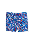Girls Stars & Whale Every Day Shorts