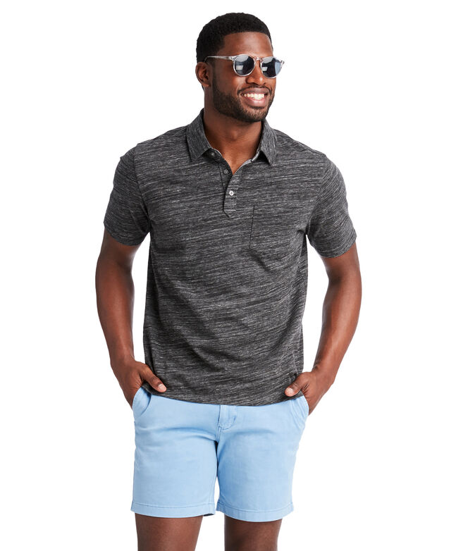Pacific Stretch Polo