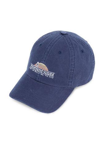 b91f1f3a593 Sunset Lighthouse Classic Twill Hat