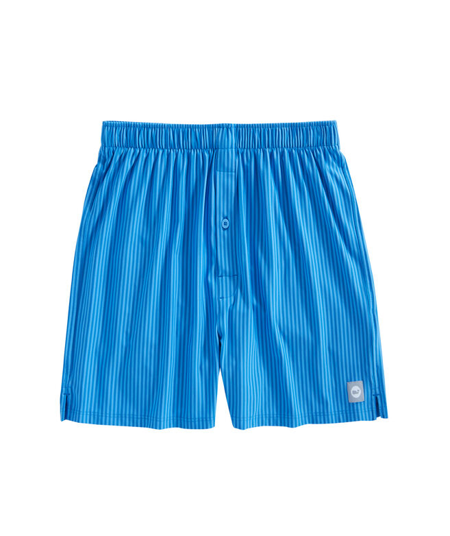 Kennedy Stripe Performance Boxers