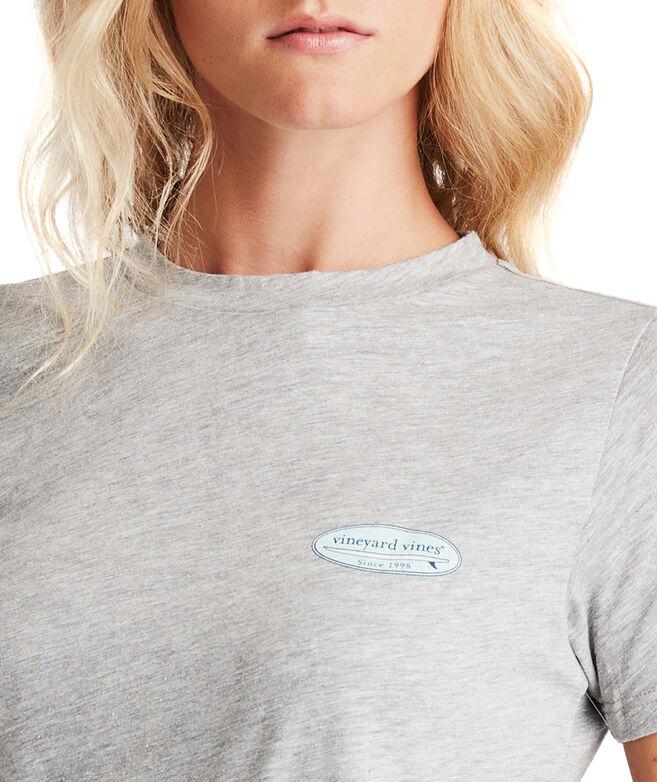 Surfboard Logo Island Tee