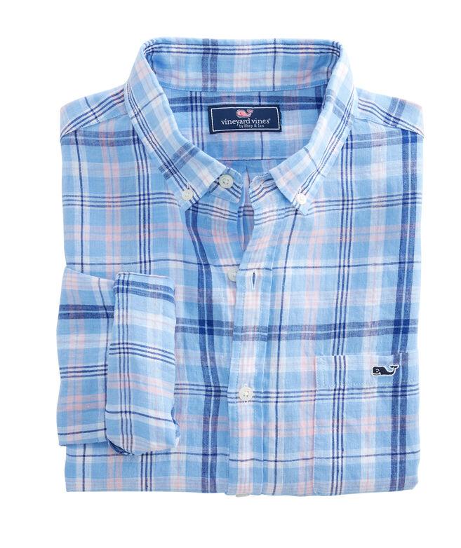 Classic Farrington Plaid Tucker Shirt