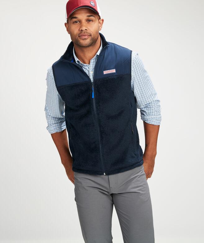 Dockside Fleece Full-Zip Vest