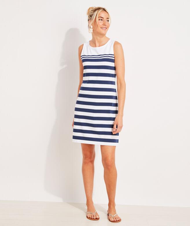 Striped Nantucket Shift Dress