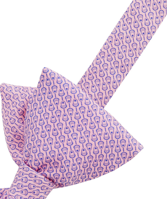 Micro Lax Printed Bow Tie