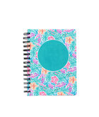 Monogrammed Gulf Tropical Chappy Notebook