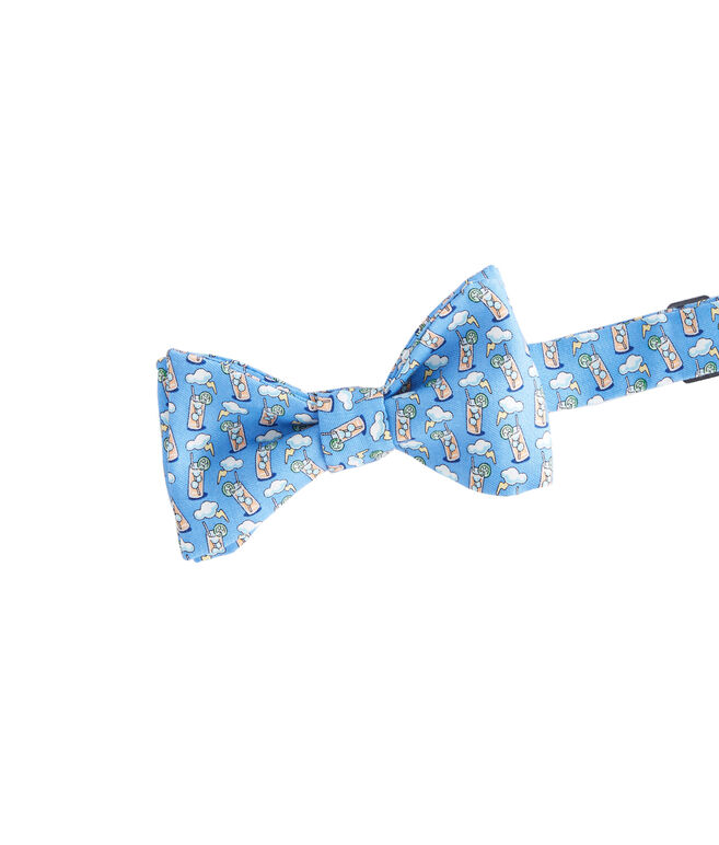 America's Cup Dark & Stormy Bow Tie