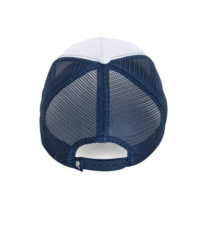 Simple Sail Twill Trucker Hat