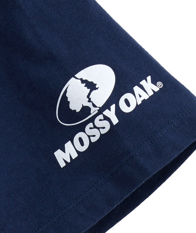 Mossy Oak Elements Agua Whale Fill Pocket T-Shirt