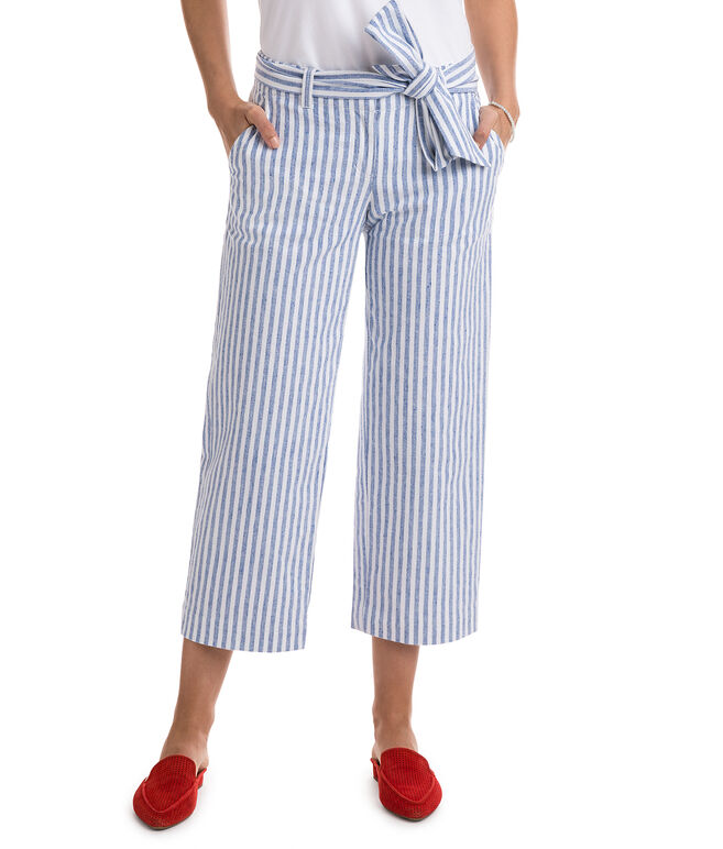 Tiamo Striped Catamaran Pants