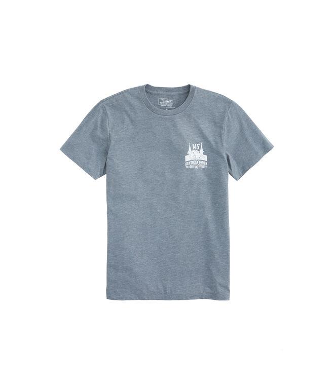 Kentucky Derby Spires Logo Island T-Shirt