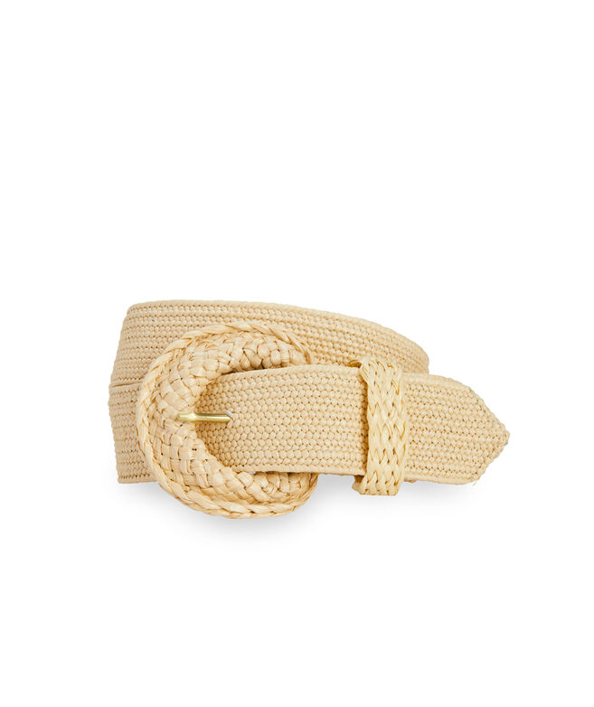 Stretch Straw Belt