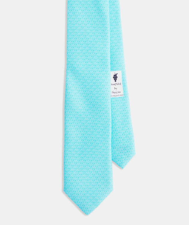 Island Batik Printed Tie