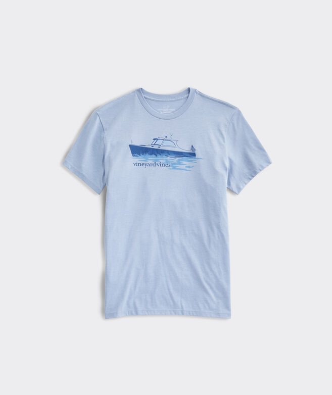Downeast Cruiser Short-Sleeve Island Tee