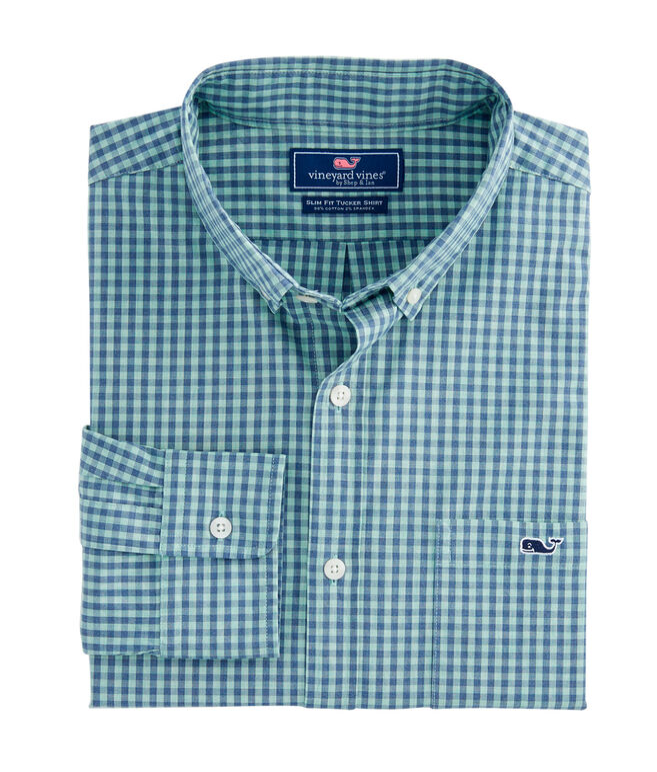 Slim Tucker Shirt