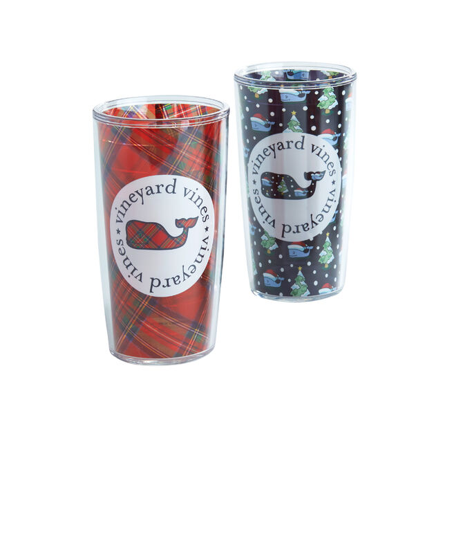 Holiday Tervis Tumblers