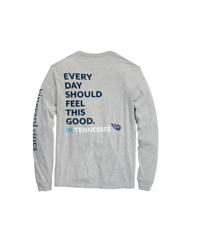 Tennessee Titans Long-Sleeve EDSFTG T-Shirt