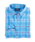 Pelon Plaid Slim Tucker Shirt