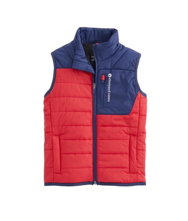 Boys Mountain Weekend Vest