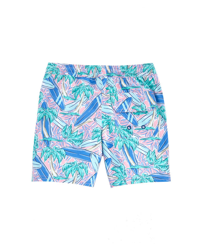 Boys Printed Chappy Trunks