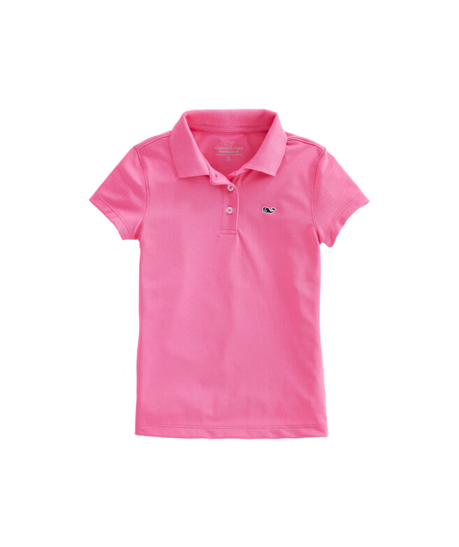 Girls Performance Club Polo
