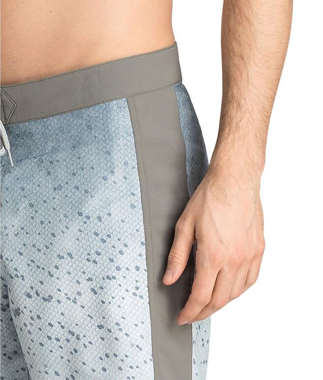Mahi Pieced Tech Board Shorts