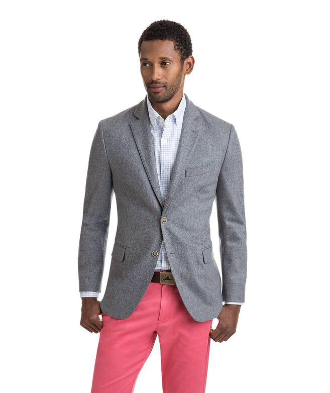 Double Face Performance Blazer