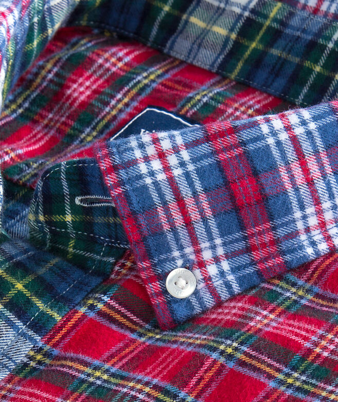 Party Flannel Classic Tucker Shirt