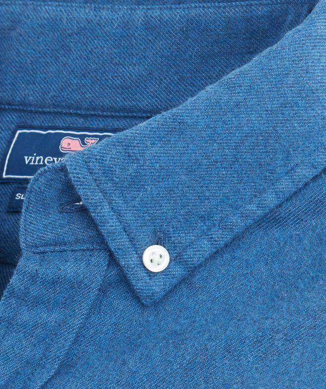 Crafts Field Flannel Slim Whale Shirt