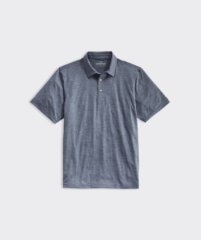 Blank St. Kitt's Solid Sankaty Performance Polo