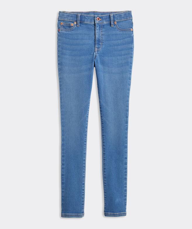Girls' Indigo Jeans