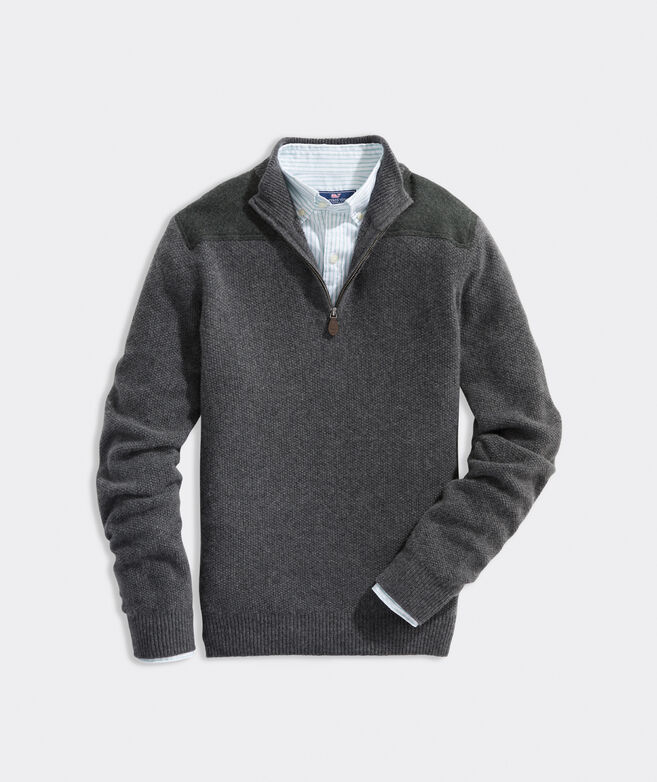 Quaise Shep Shirt Sweater