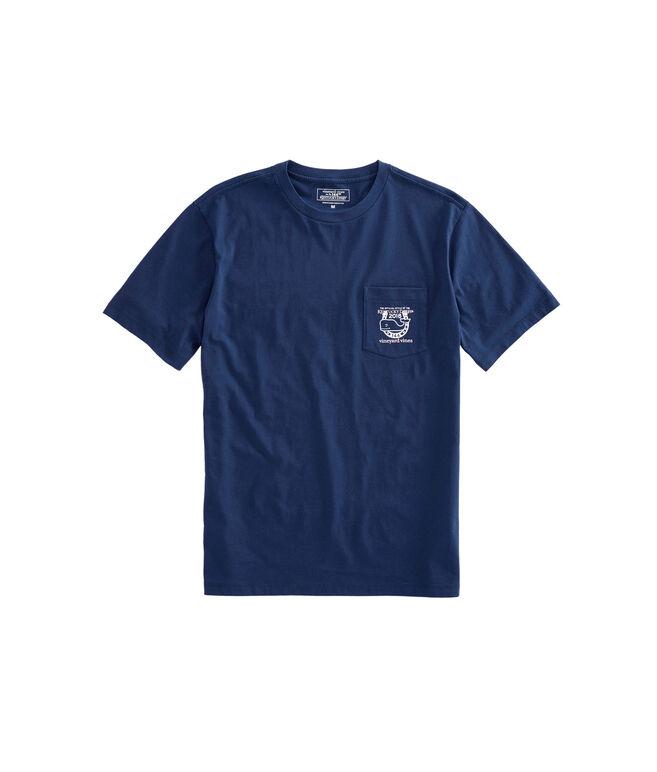 Kentucky Derby Logo Pocket T-Shirt