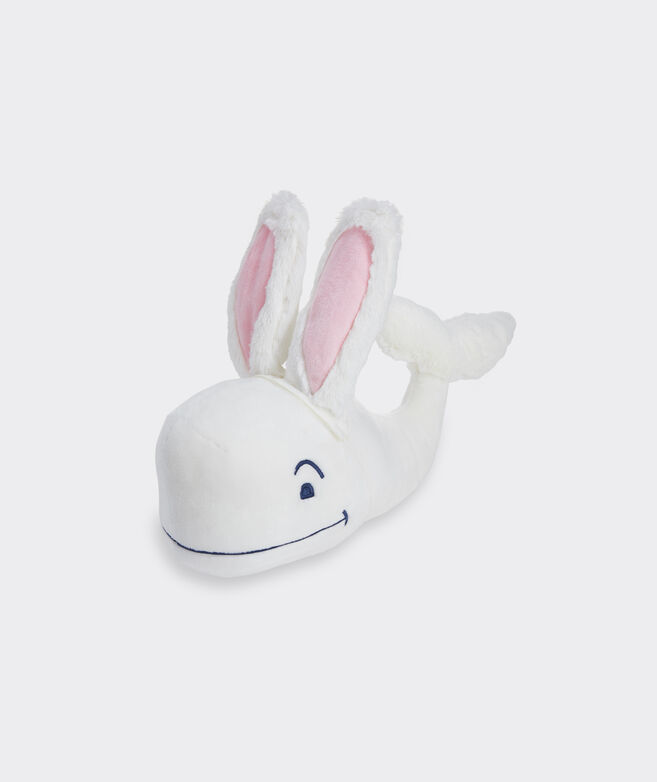 Plush Easter Bunny Whale
