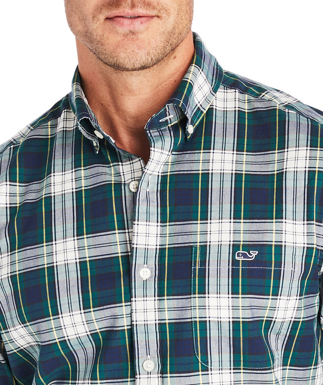 Classic Fit Grove Isle Tucker Button-Down Shirt
