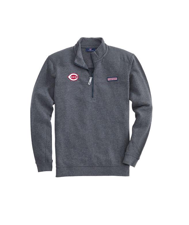 Cincinnati Reds Collegiate Shep Shirt