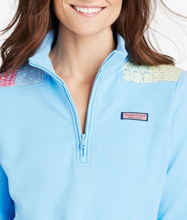 20th Anniversary Original Patchwork Shoulder Classic Shep Shirt