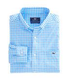 Seamont Gingham Performance Classic Tucker Shirt