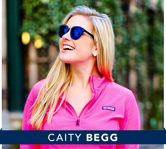 Caity Begg