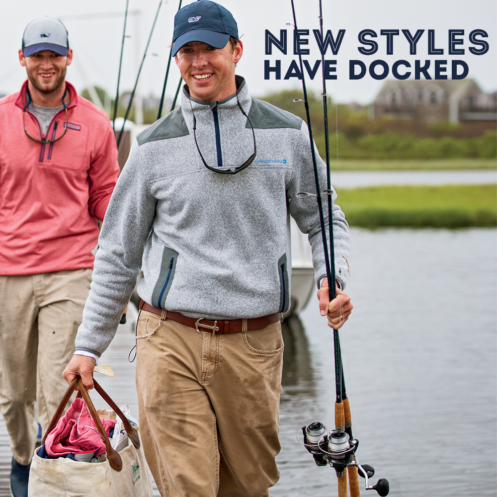New Styles Have Docked. Mens New Arrivals.