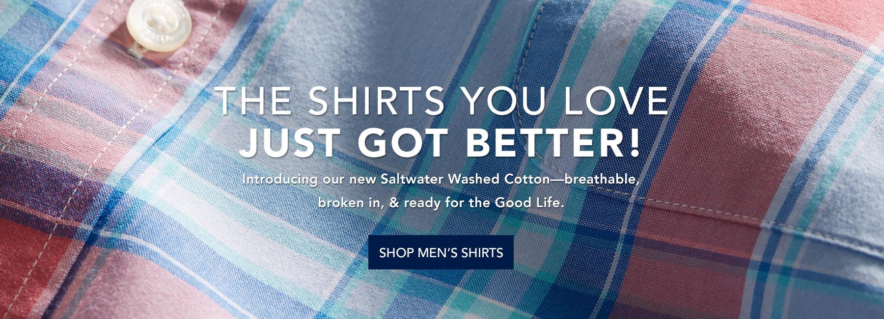 Shop Mens Sport Shirts.