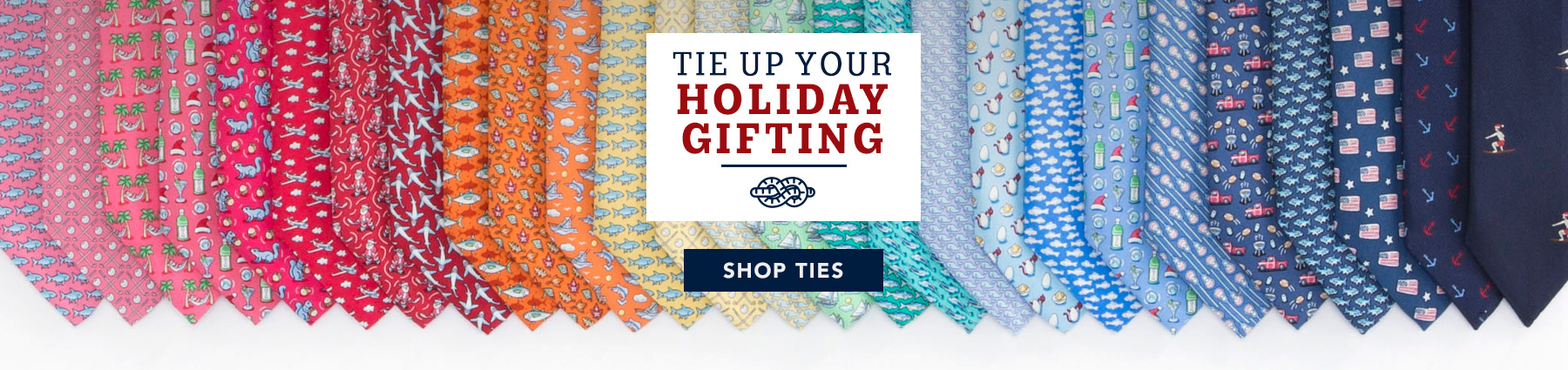 Tie up your holiday gifting. Shop our Gift Guide.