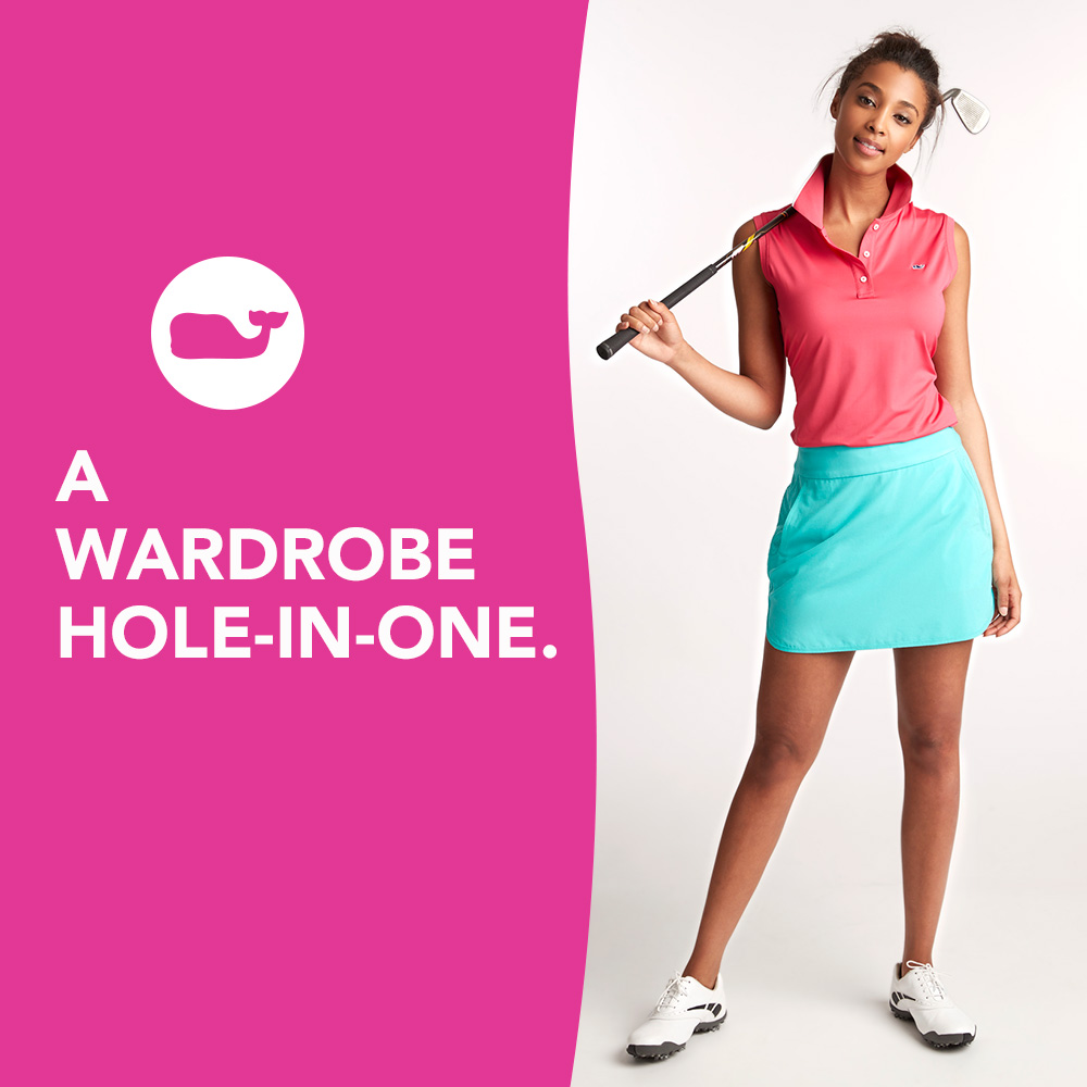 A Wardrobe Hole-in-One.