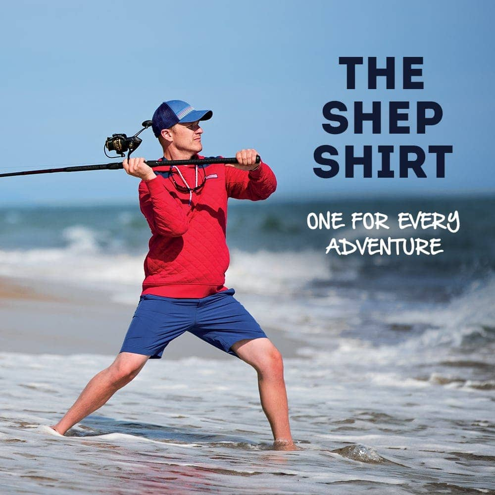 The Shep Shirt. One for Every Adventure.