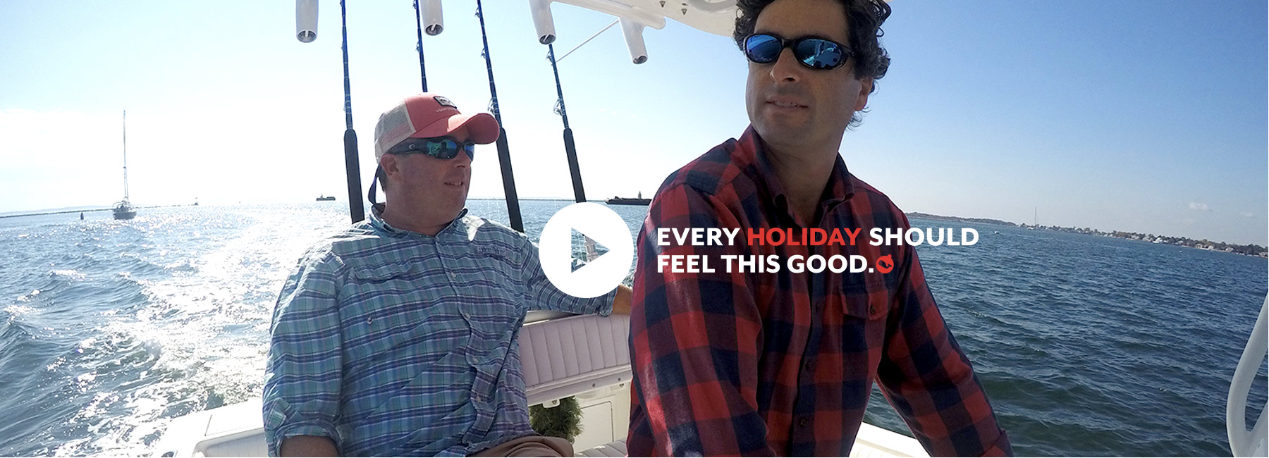 Every Holiday Should Feel This Good. Click To Play A Video.