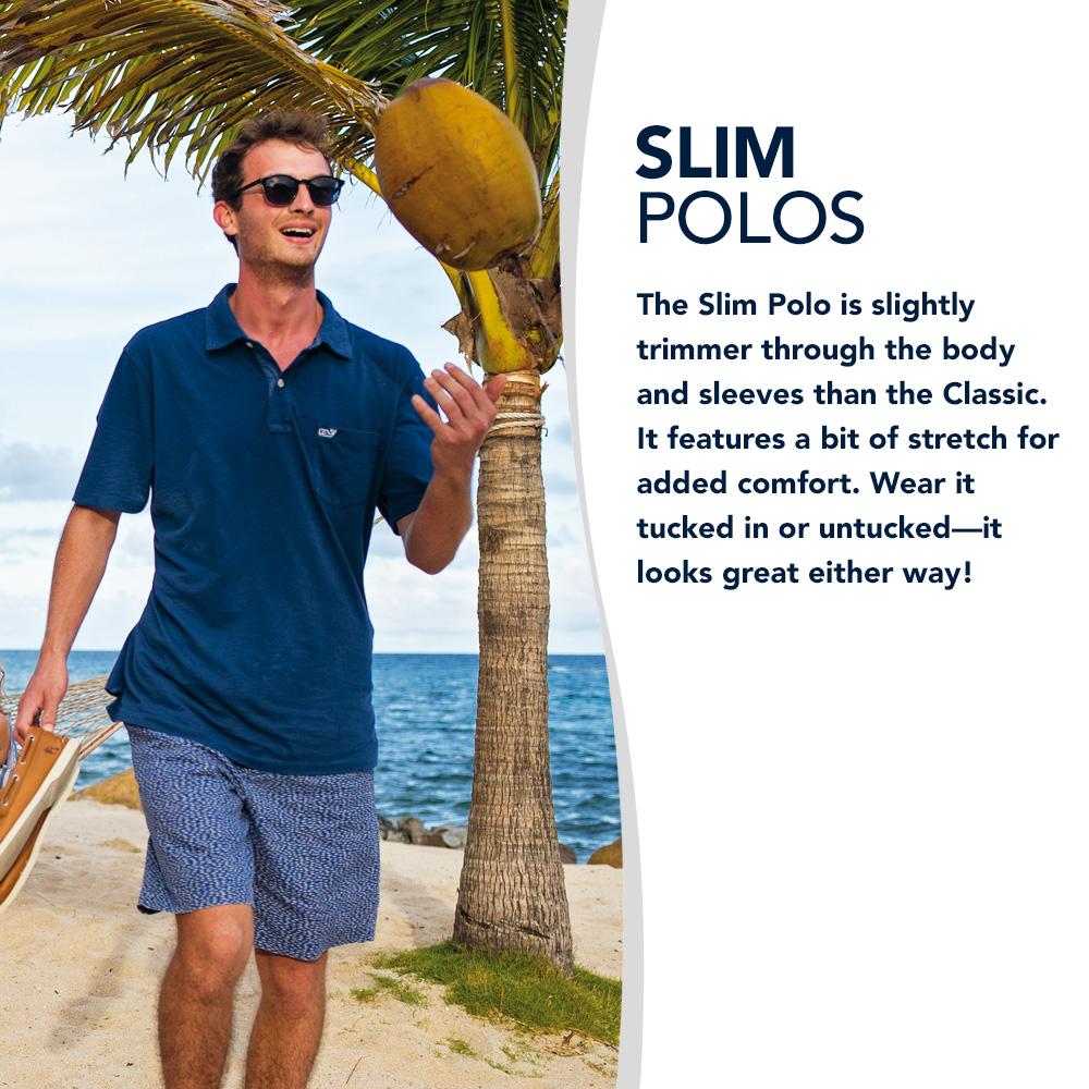 Slim Polo