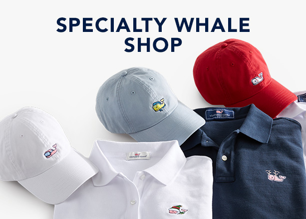 Speciatly whale shop. Shop now.